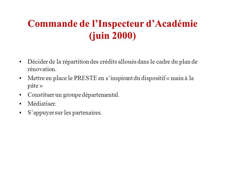 Des outils et des références sur INTERNET education.gouv.fr/bo/2000/23 La note de service du 8 juin 2000, parue au BO n° 23 du 15 juin, est le texte d