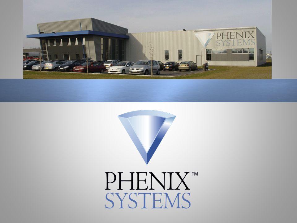 PHENIX SYSTEMS Procédé de frittage laser M O NDIALEMENT breveté