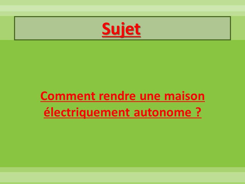 2 ème cas : Maison RT 2000 Quest ce que la RT 2000 .