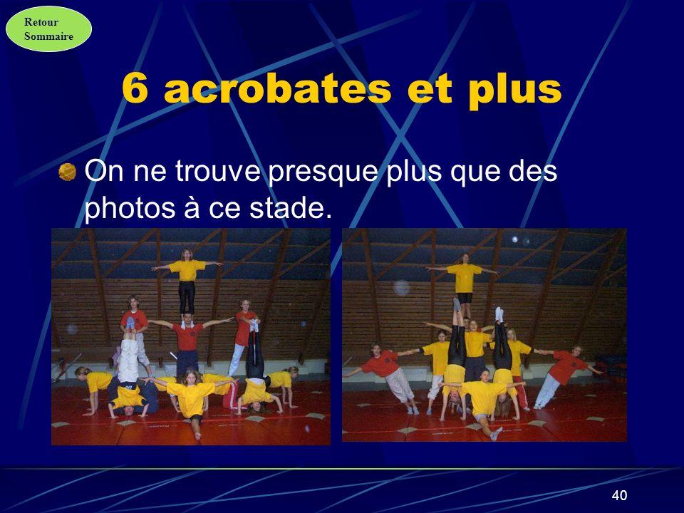 Retour Sommaire 41 Les exemples concrets Les exemples suivants proviennent de trois classes ayant pratiqué lacrosport: Une classe de cinquième année dune école primaire de Soleure.