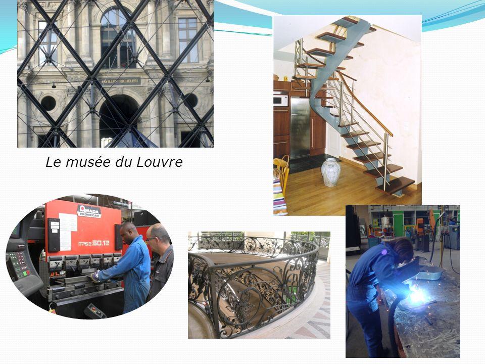 Formation par alternance CFA Education Nationale Lycée Mendès France CAP par apprentissage Serrurerie Métallerie