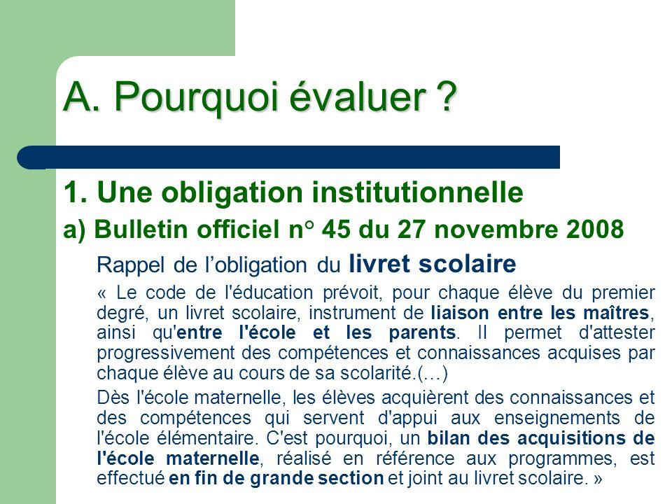 4) Autres supports AGEEM 86 Académie de Versailles Animation « évaluer en maternelle » (36) Académie de Grenoble Académie de Clermont Circonscription de Saint-Nazaire
