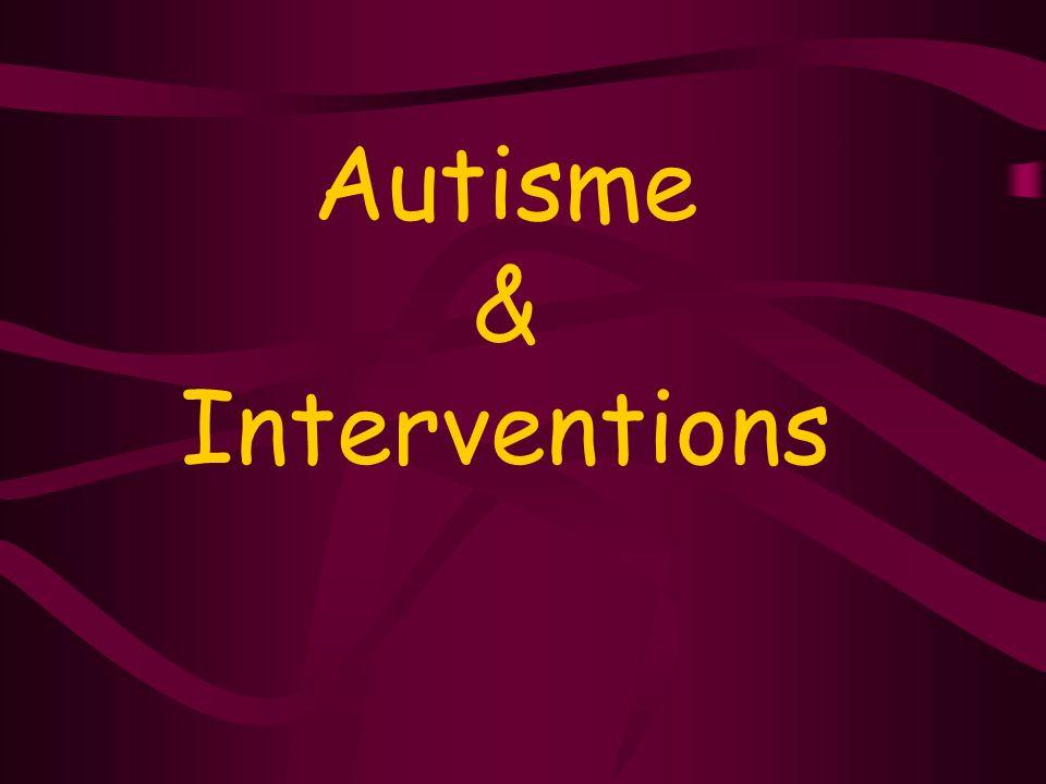 Autisme & Interventions