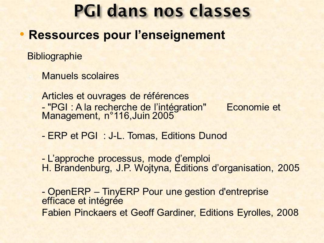 Bibliographie Manuels scolaires Articles et ouvrages de références -