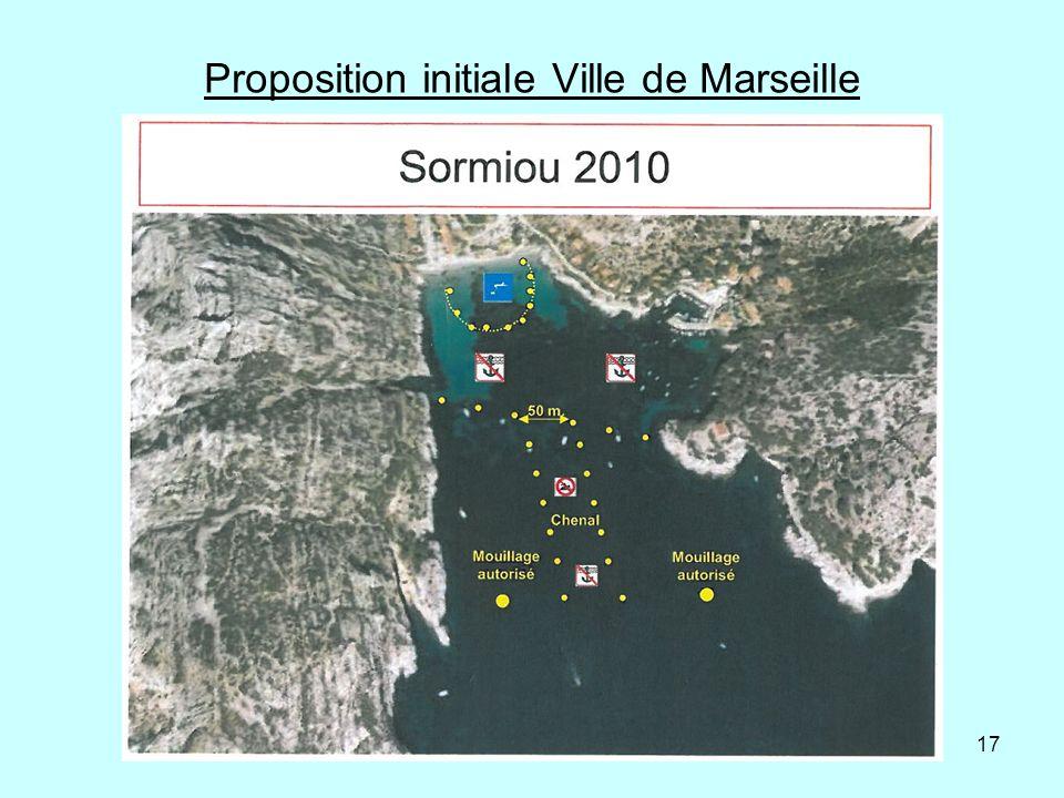 17 Proposition initiale Ville de Marseille
