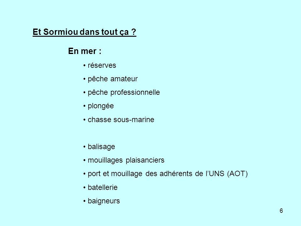27 Merci de votre attention Association des Calanquais de Sormiou