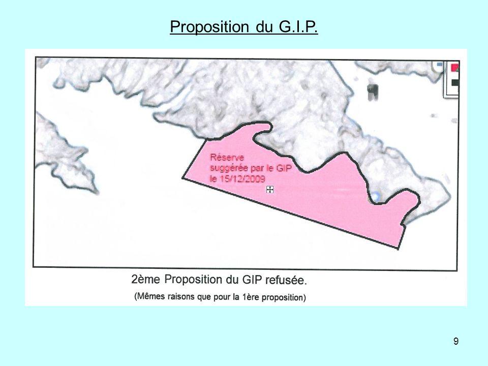 10 Autre proposition du G.I.P.