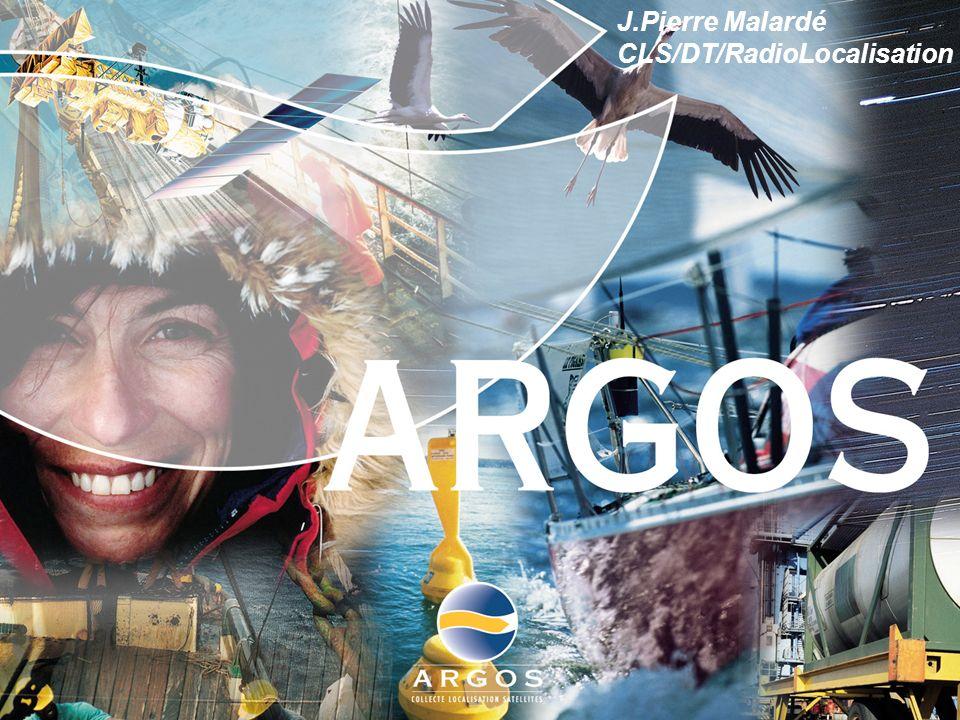 - 2 - La localisation Argos (J.Pierre Malardé)