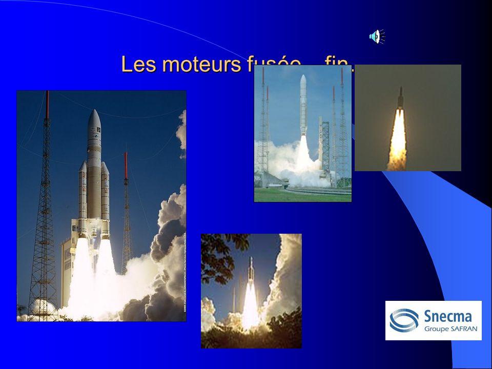 Les moteurs fusée – fin… Décollage Ariane 5 /