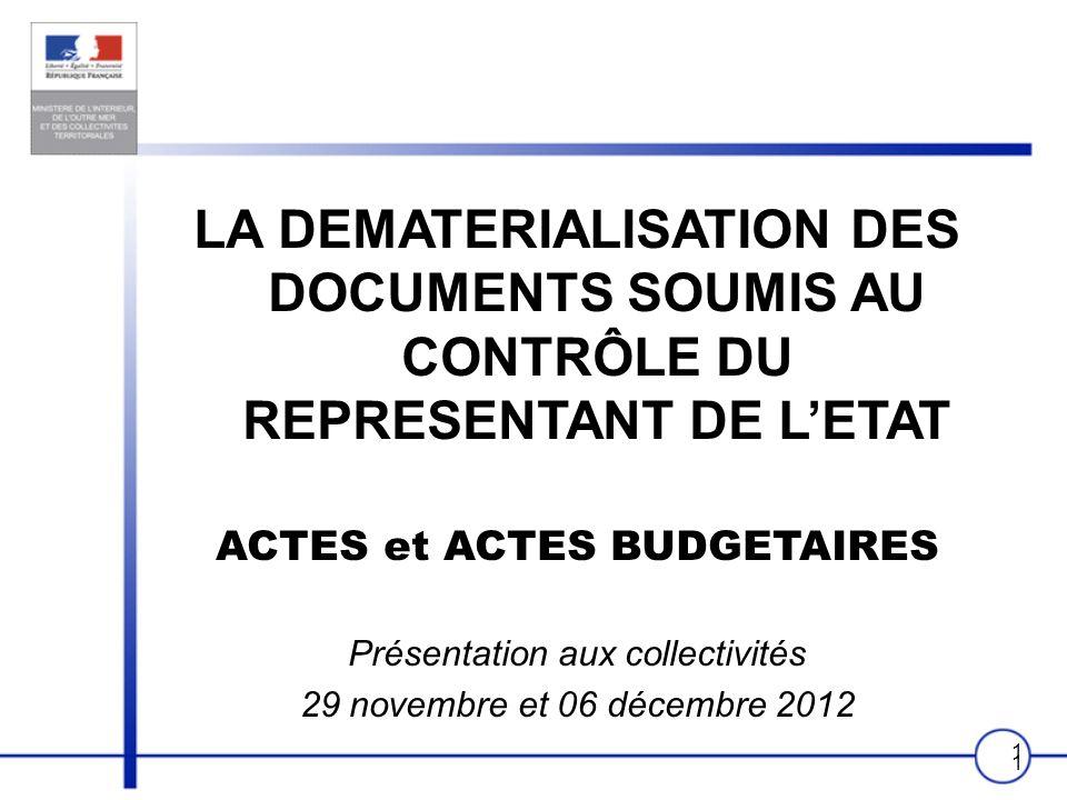 12 Bilan au niveau national : taux de raccordement émetteurs au 1 er trimestre 2012 : ACTES