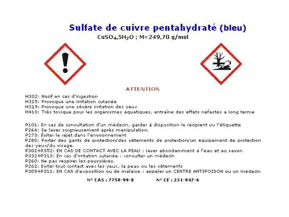 On peut utiliser de lalun de potasse (sulfate double daluminium et de potassium).