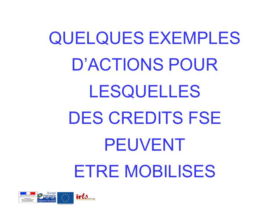 Axe 3 - Axe 3 - Renforcer la cohésion sociale, favoriser linclusion sociale et lutter contre les discriminations Politiques soutenues : -Cohésion sociale - Inclusion sociale - Lutte contre les discriminations