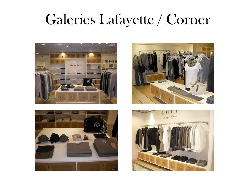 Galeries Lafayette / Corner