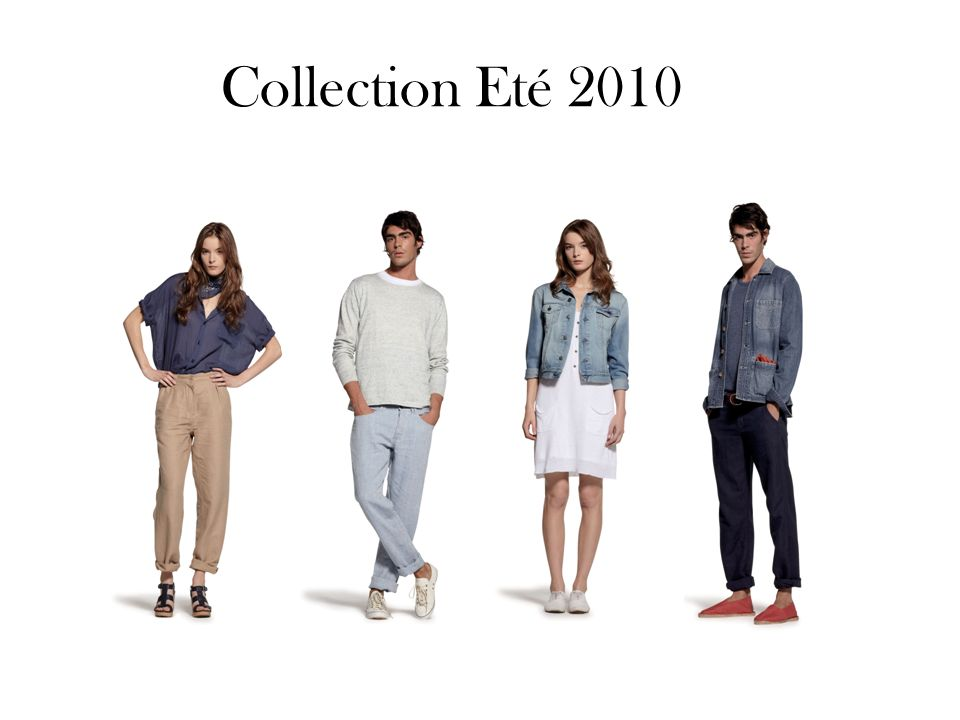 Collection Eté 2010