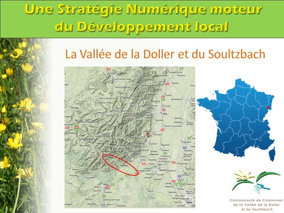 ENVIRONNEMENT INFRASTRUCTURE SERVICES ECONOMIE Installer Télé Doller en Haute-Vallée et pérenniser sa position Actuellement, lassociation est locataire dun local privé.
