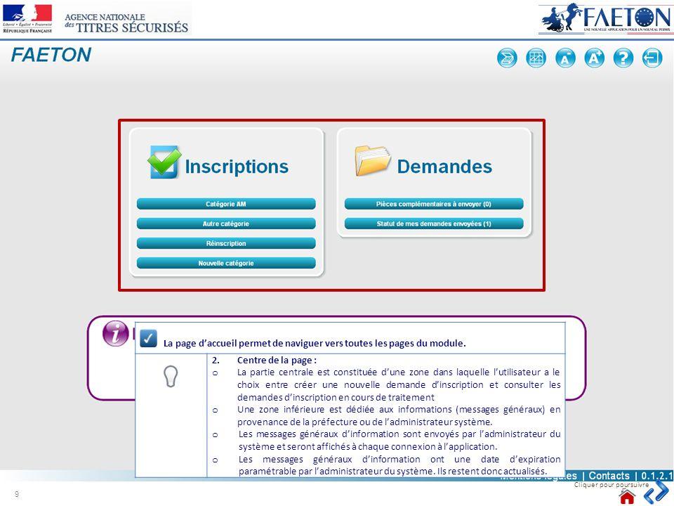 Afficher les pièces justificatives complémentaires numérisées et validées.