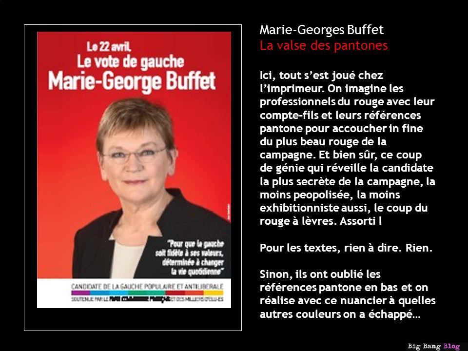 Marie-Georges Buffet La valse des pantones Ici, tout sest joué chez limprimeur.