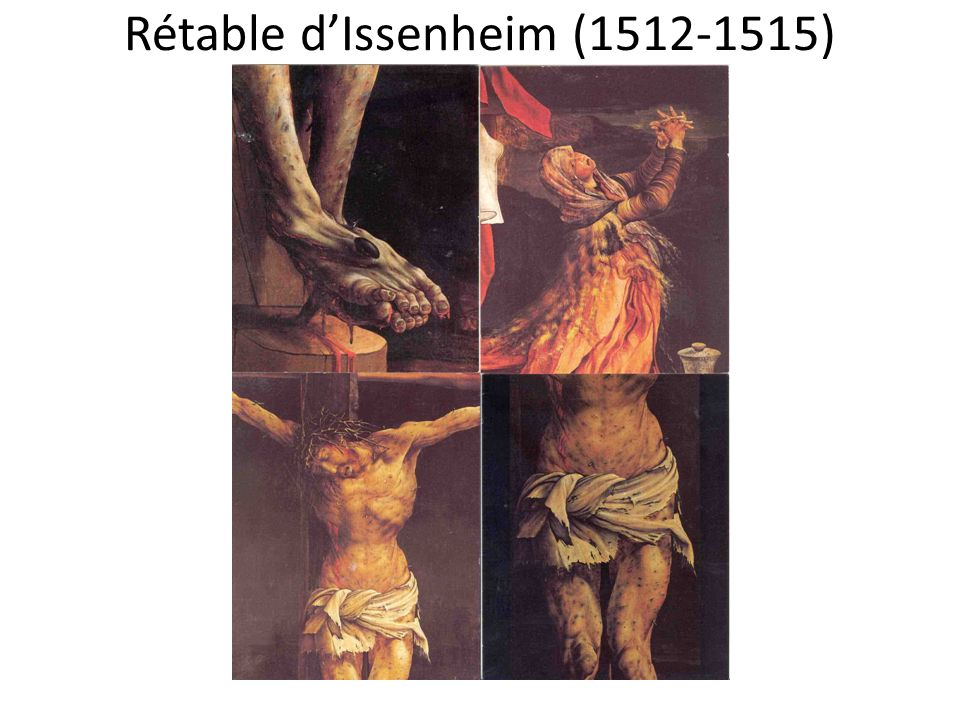 Rétable dIssenheim (1512-1515)