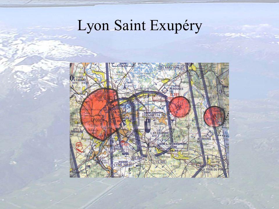 Lyon Saint Exupéry