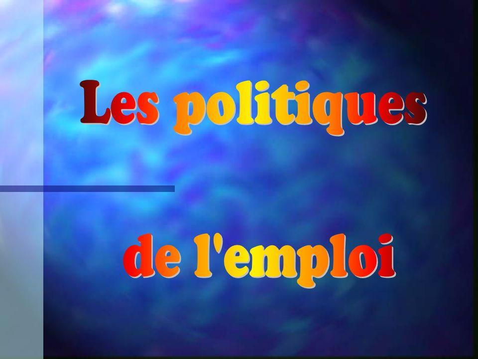Introduction n Définition : Politique publique : Ensemble de décision prisent par les pouvoirs publics afin datteindre certains objectifs concernant la situation économique.