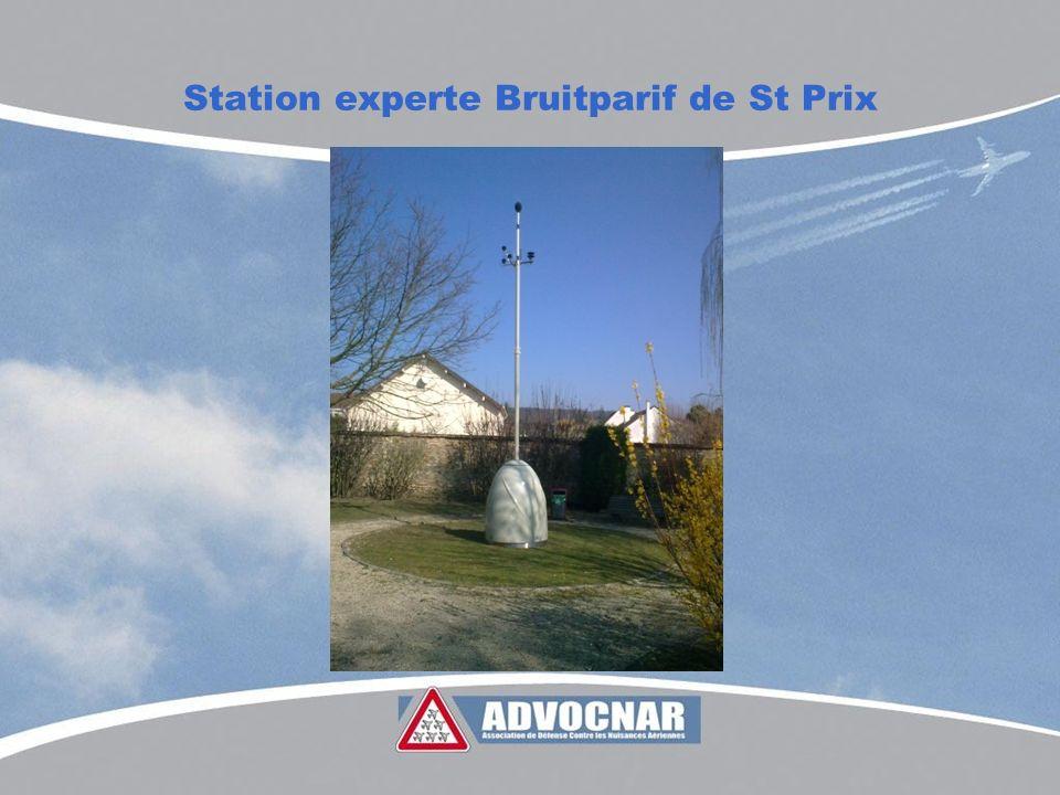 Station ADVOCNAR Deuil la Barre, rue Eugène Lamarre