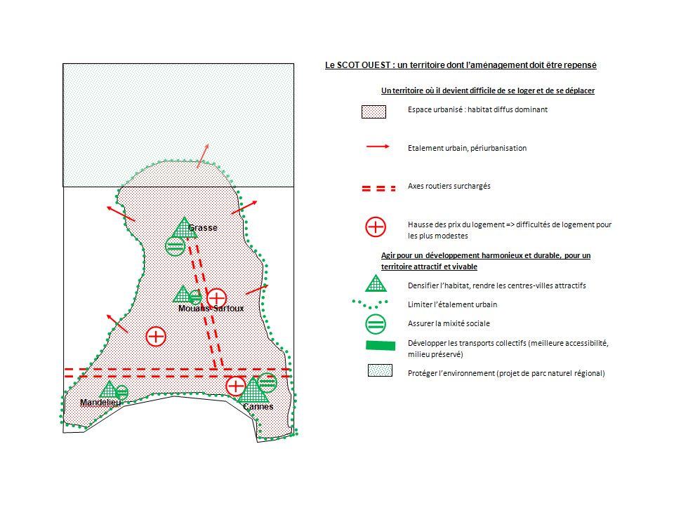 C/ Pourquoi ne pas se contenter de Région > département > communes .