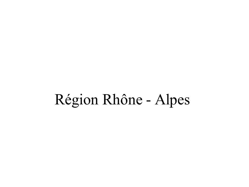 Région Rhône - Alpes