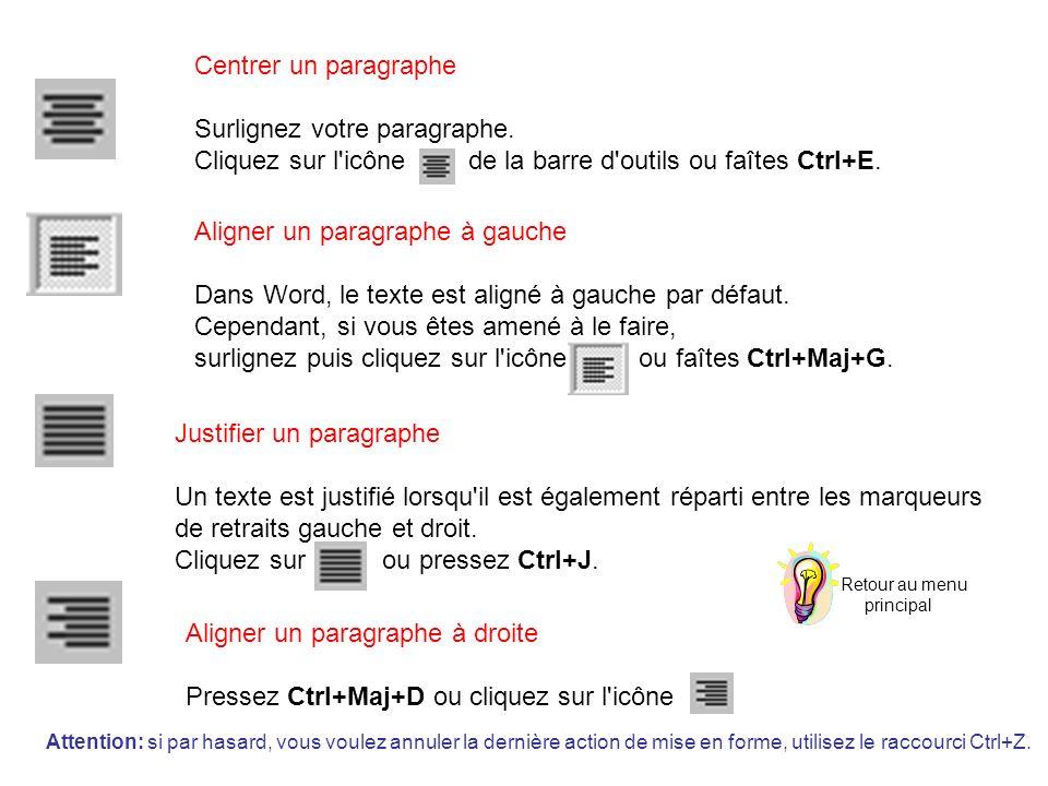 Les notes de bas de page ou de fin de document Placez le curseur après le mot qui doit être complété par une note.