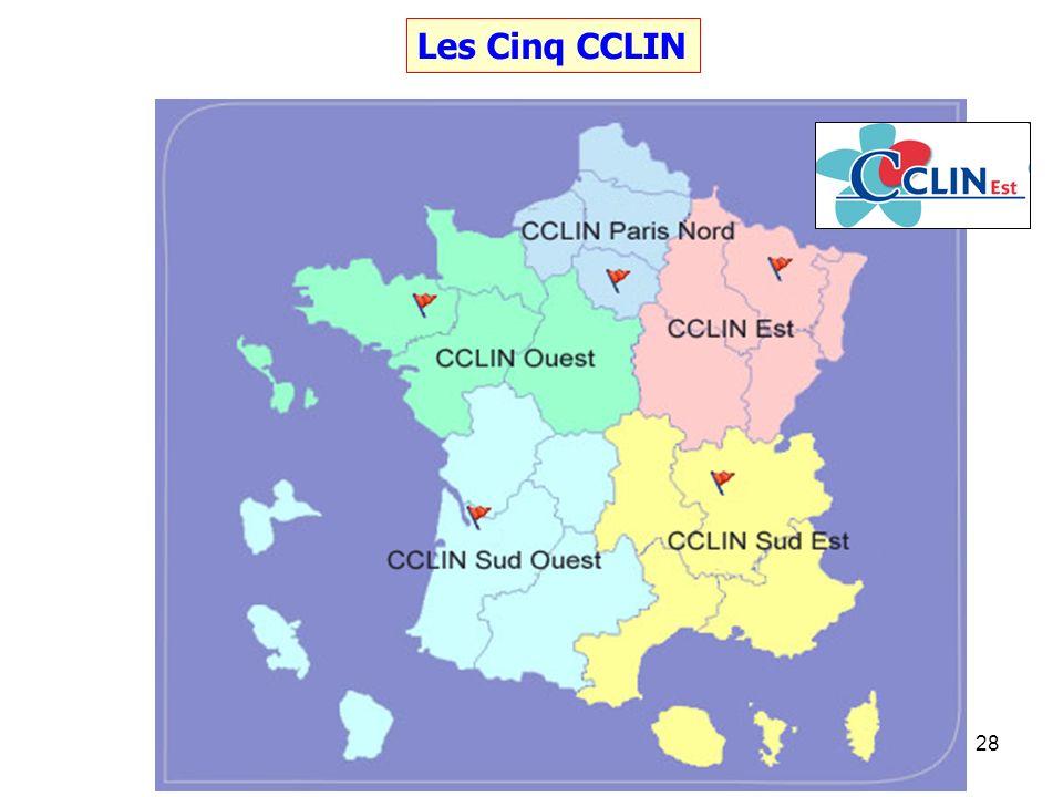 28 Les Cinq CCLIN