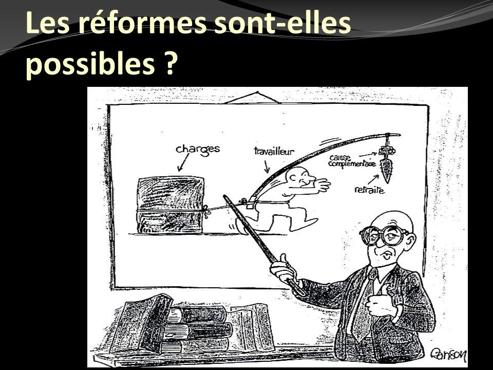 Les réformes sont-elles possibles ?
