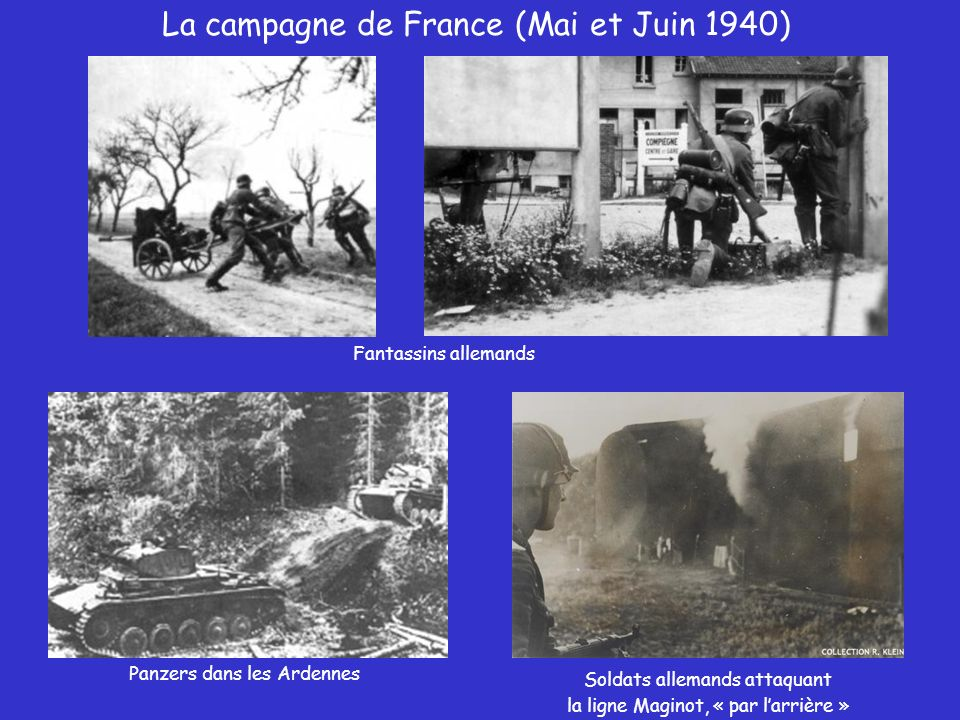 Lexode Colonnes de civils français fuyant lavance de larmée allemande