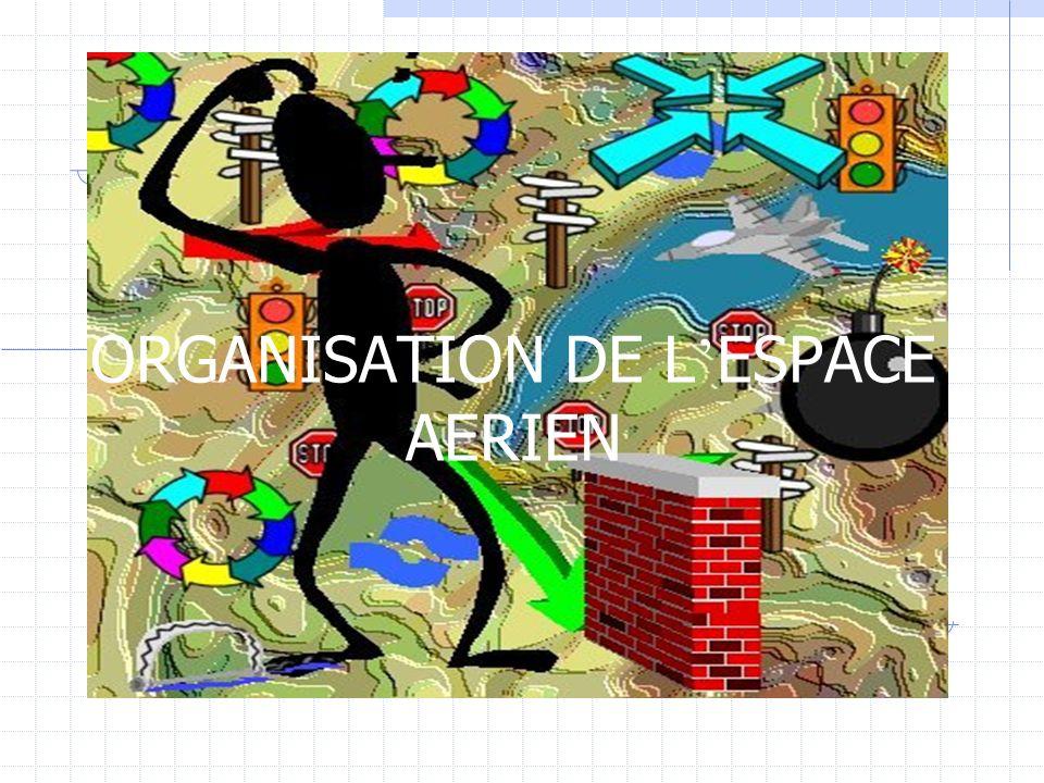 ORGANISATION DE L ESPACE AERIEN