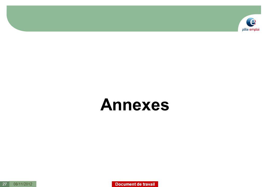 Document de travail Annexes 08/11/201227