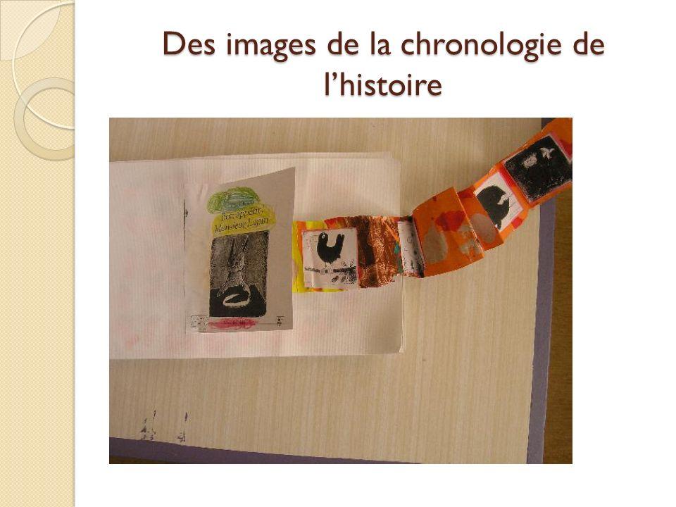 Des images de la chronologie de lhistoire