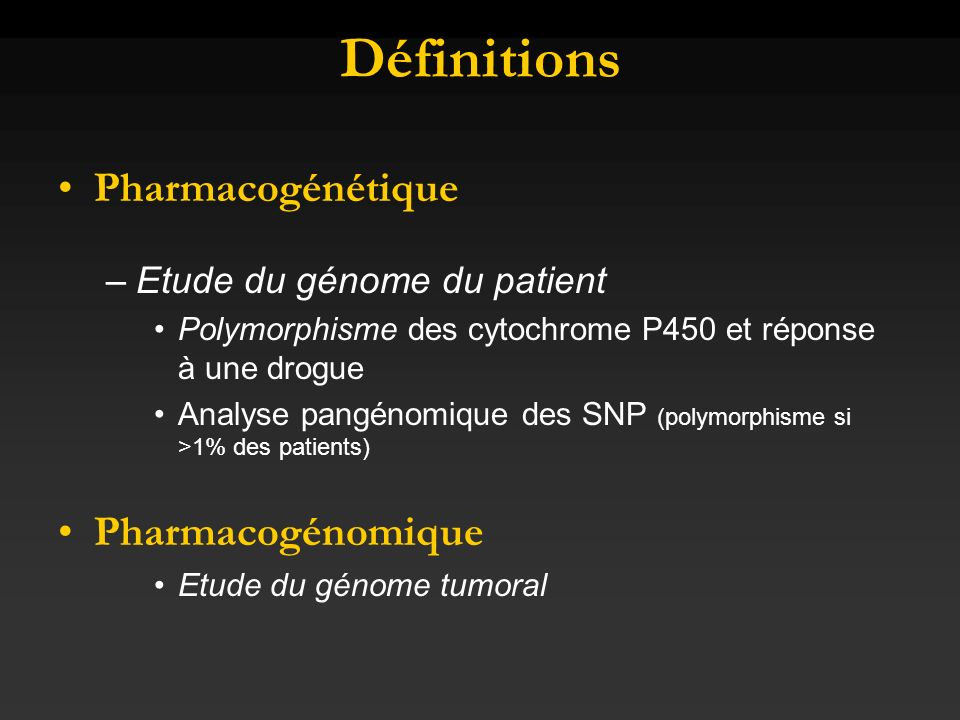 Thérapeutique EML4-ALK Crizotinib : ITK Réponse au crizotinib 60 40 20 0 –20 –40 –60 –80 –100 Progressive disease Stable disease Confirmed partial response Confirmed complete response 01224364860 100 80 60 40 20 0 EML4–ALK EGFR WT/WT => Absence de réponse aux anti-EGFR SSP