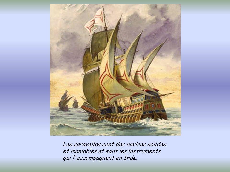 Le Monument des Découvertes se trouve au bord du fleuve Tejo. Cest lendroit doù partaient tous les Marins portugais dont Vasco de Gama.