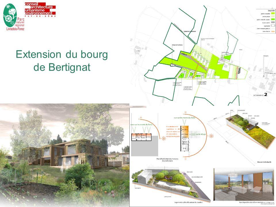 13 Extension du bourg de Bertignatdimanche 29 décembre 2013