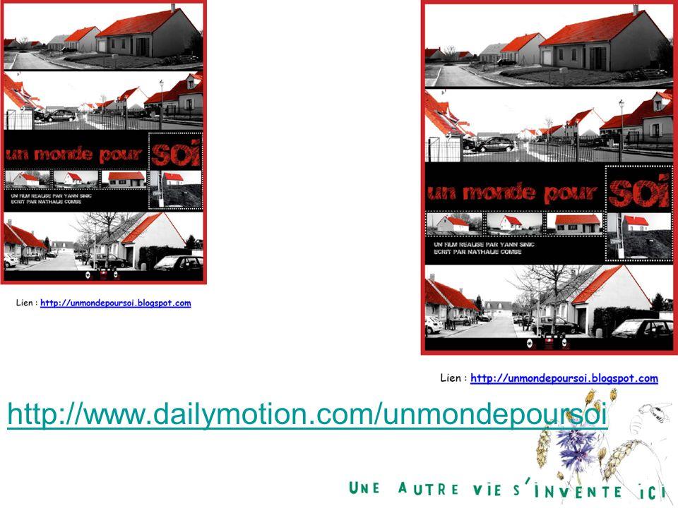16 http://www.dailymotion.com/unmondepoursoidimanche 29 décembre 2013