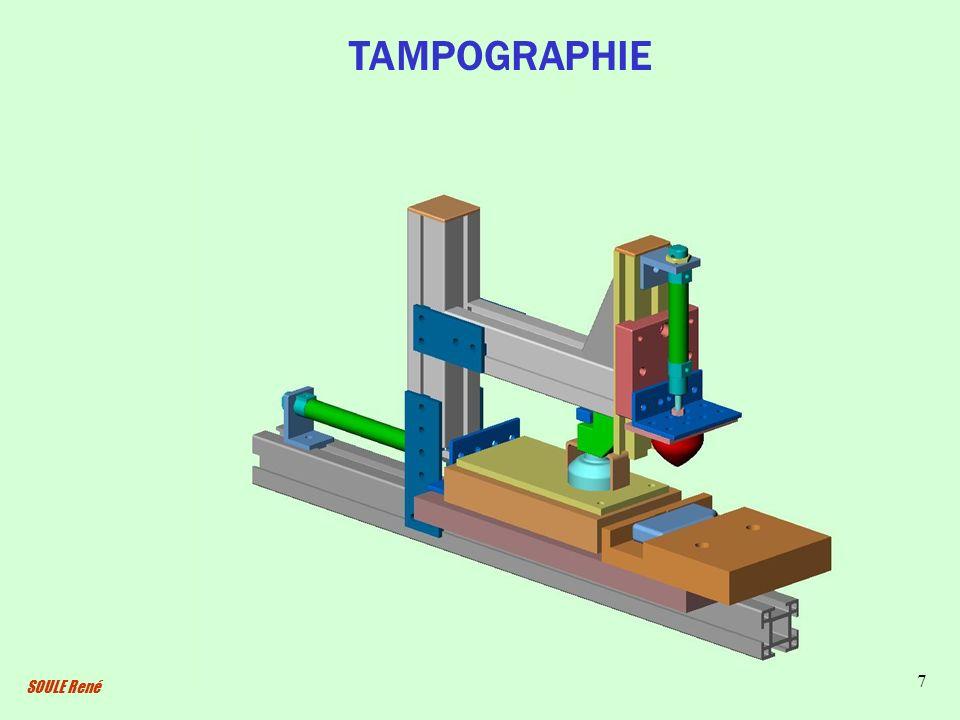 SOULE René 7 TAMPOGRAPHIE