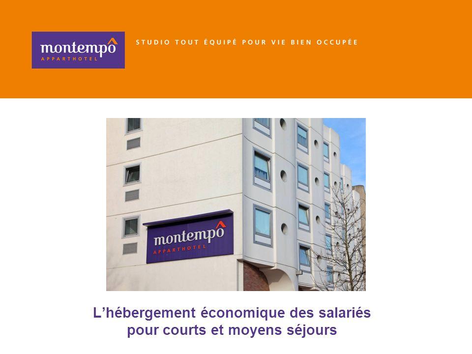 Lhébergement économique des salariés pour courts et moyens séjours
