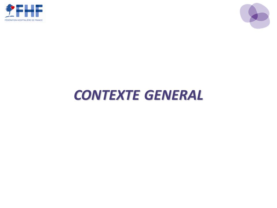 CONTEXTE GENERAL