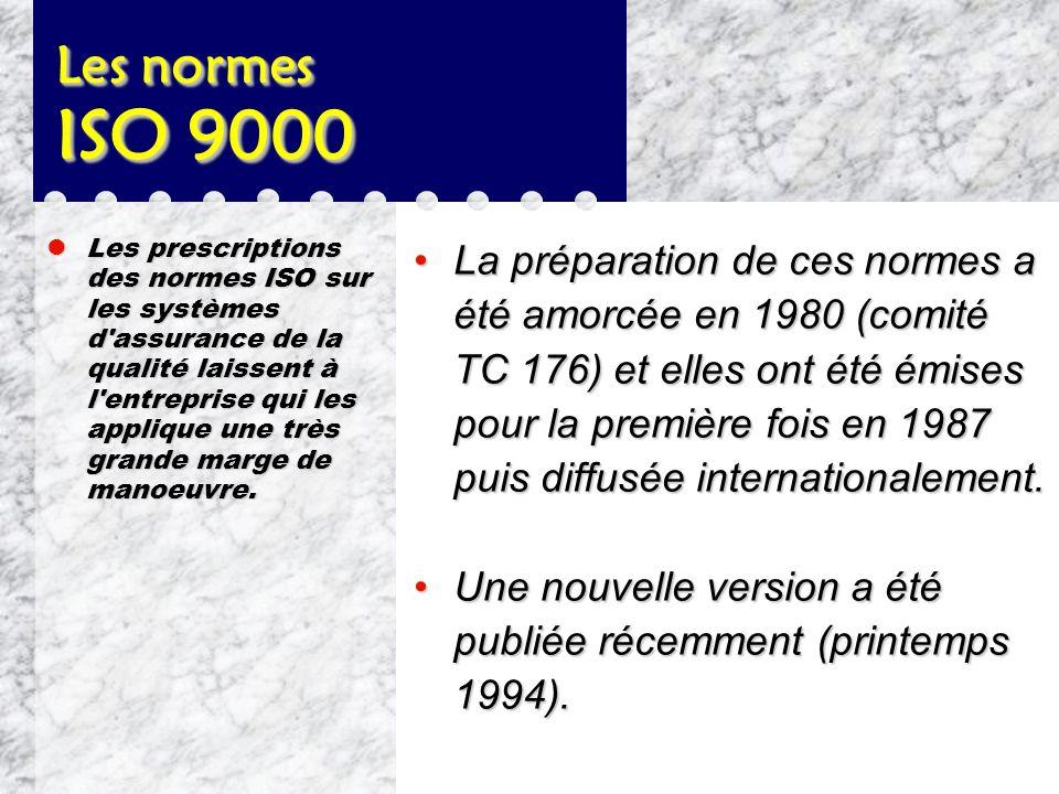 Document Introduction l Qui fait le travail l Quels sont les domaines traités? l Que contient une norme? l Comment développe-t-on une norme ISO? l Com