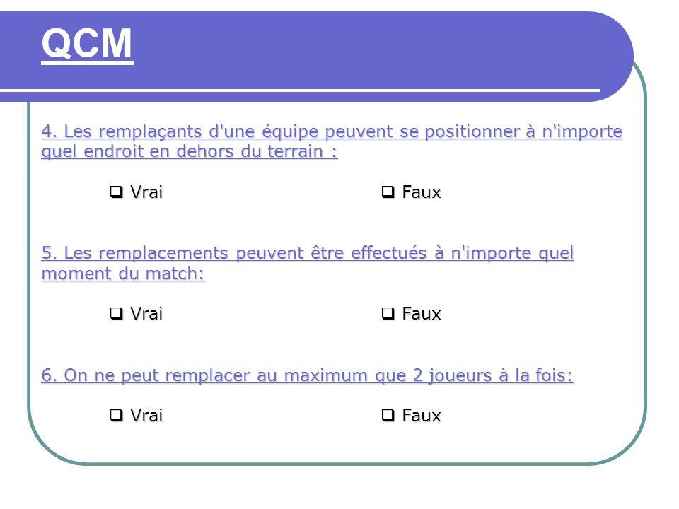 QCM 4.