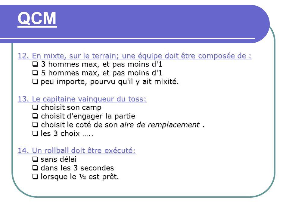 QCM 12.