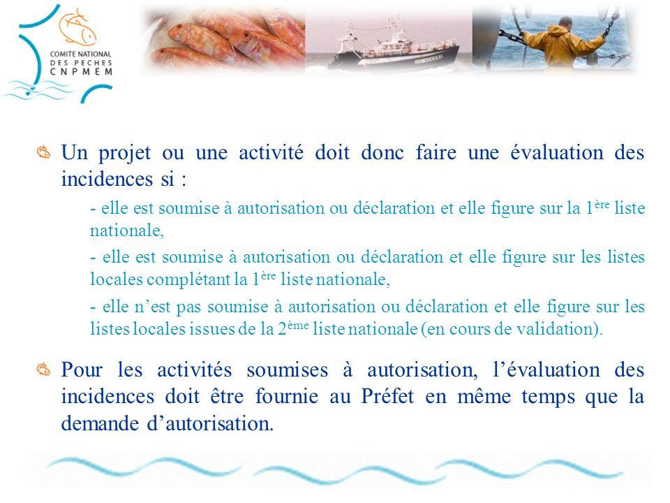 Condamnation de la France par la CJCE dans un arrêt du 4 mars 2010 Sans consultation, lEtat a décidé dintégrer dans ce système une « mesure filet », qui permet aux Préfets de soumettre toute activité non présente sur une liste à évaluation des incidences