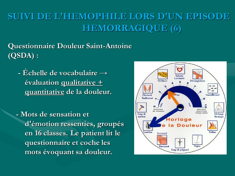 - Phase stable : NOTION DENTRETIEN ARTICULAIRE Hématomes musculaires : Drainage Drainage