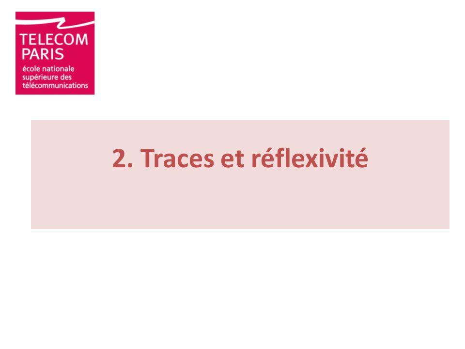 2. Traces et réflexivité