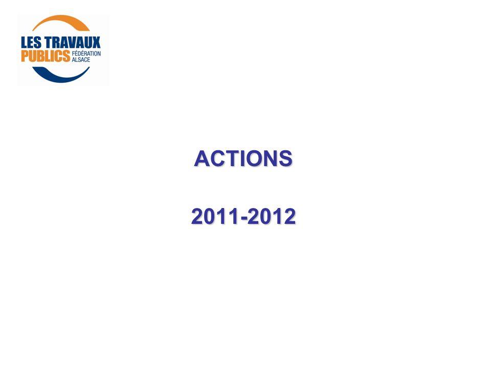FINANCEMENT DES ACTIONS A MENER