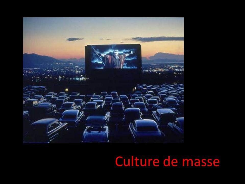 Culture de masse