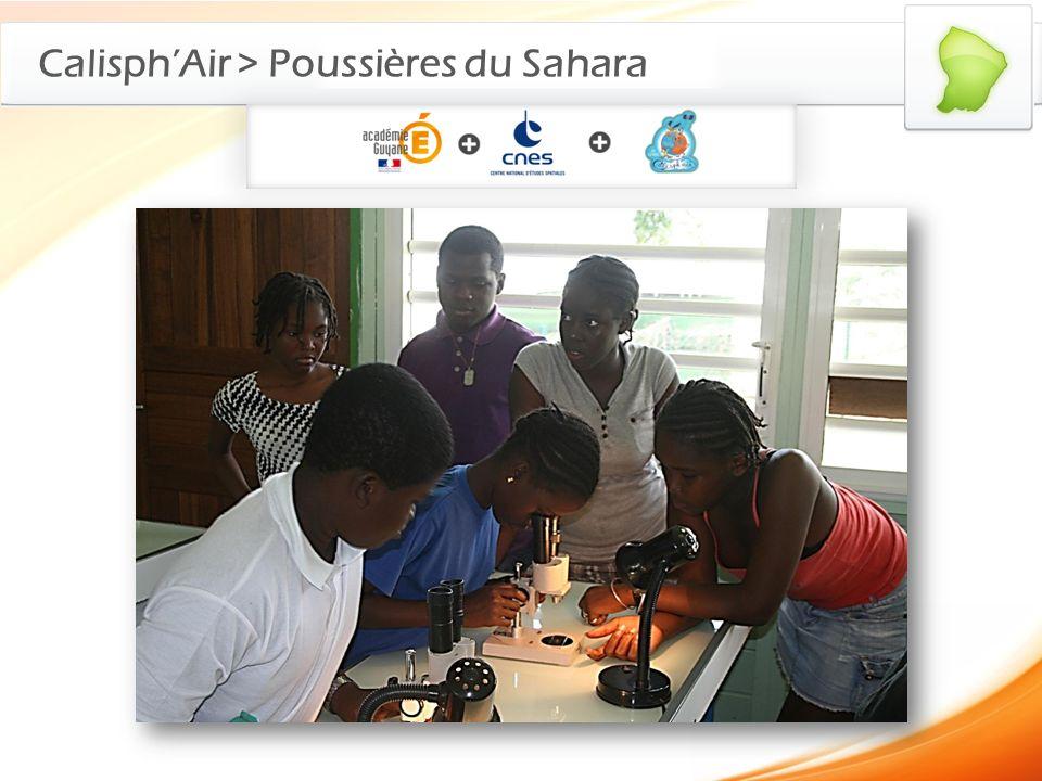 CalisphAir > Poussières du Sahara